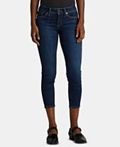5dfd03078f42 Silver Jeans Co. Suki Cropped Skinny Jeans