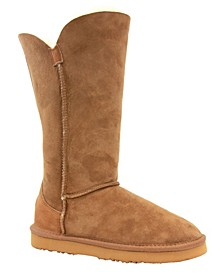 Women's Liberty Sheepskin Tall Boots