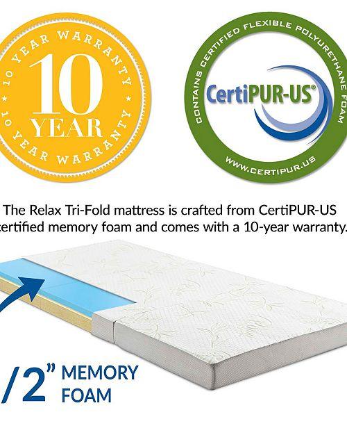 Modway  Relax Tri-Fold Mattress Collection
