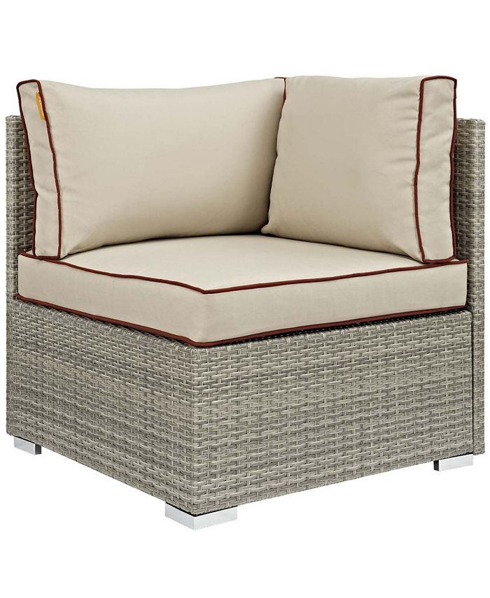 Modway Repose Outdoor Patio Corner, Modway Outdoor Furniture