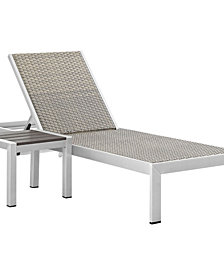 Shore 2 Piece Outdoor Patio Set