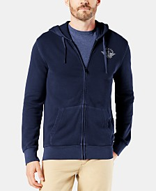 Dockers Men's Alpha Full-Zip Hoodie