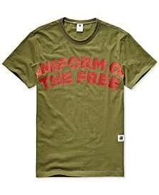 Men's Uniform Of The Free Graphic T-Shirt