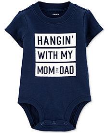 Carter's Baby Boys Hanging Graphic Bodysuit