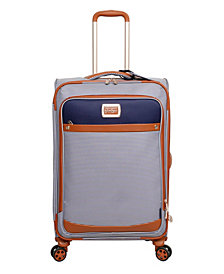 "Jessica Simpson Breton Pop 29"" Spinner Suitcase"
