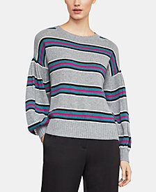 BCBGMAXAZRIA Balloon-Sleeve Sweater