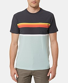 Men's Colorblocked T-Shirt