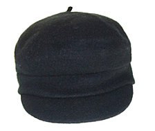 Frye Bryce Merino Wool Newsboy Hat