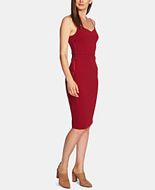 1.STATE Side-Tie Slip Dress
