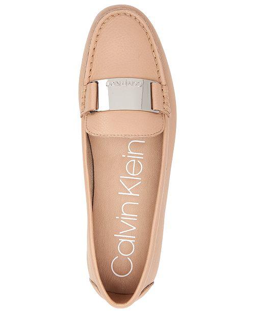 34d2351c65f Calvin Klein Women s Lisette Flats   Reviews - Flats - Shoes - Macy s