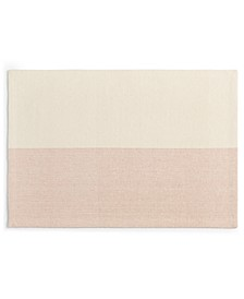 CLOSEOUT! Pink Color Block Placemat, Created for Macy's