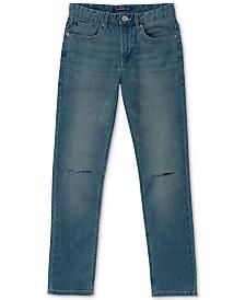 Calvin Klein Big Boys Skinny-Fit Jeans