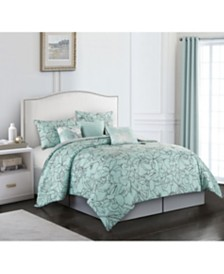 Cattleta 7-Piece Queen Comforter Set