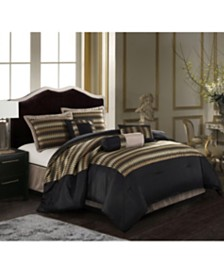 Prescott 7-Piece Queen Comforter Set