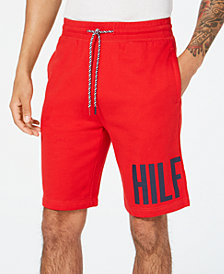 """Tommy Hilfiger Men's Drawstring 10"""" Shorts, Created for Macy's"""