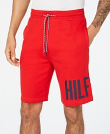 "Tommy Hilfiger Men's Drawstring 10"" Shorts, Created for Macy's"