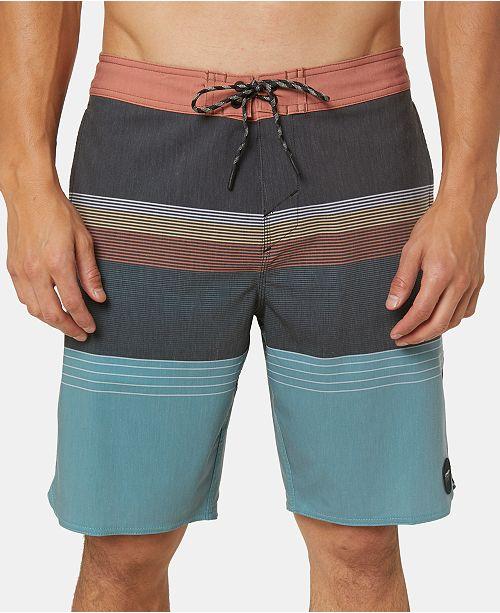"O'Neill Men's Club Cruzer Stripe 20"" Board Shorts"