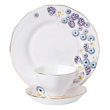 Royal Albert Alpha Foodie Pink 3-Piece Set