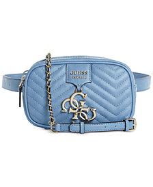 GUESS Violet Convertible Crossbody Belt Bag