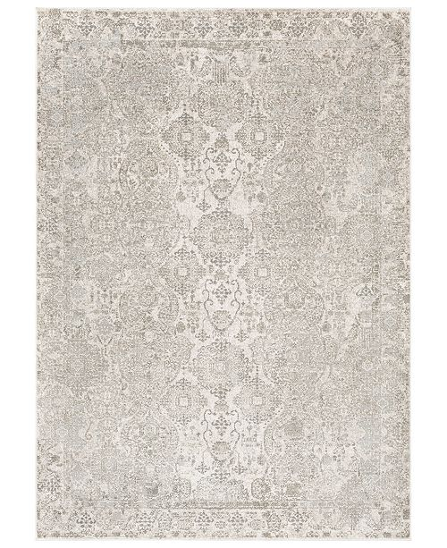 Surya Soleil SOI-2312 Medium Gray 2' x 3' Area Rug