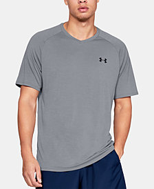 Under Armour Men's Tech 2.0 V-Neck T-Shirt