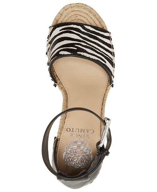 98a3fdc6afa Leera Espadrille Wedge Sandals