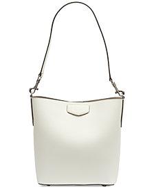 DKNY Sullivan Leather Bucket, Created for Macy's
