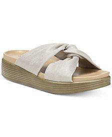 Donald Pliner Freea Wedge Sandals