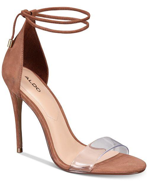 a26252eda1d ALDO Vaycia Dress Sandals   Reviews - Sandals   Flip Flops - Shoes ...
