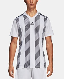 adidas Men's Striped Soccer Jersey