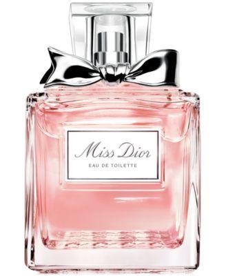 Miss Dior Eau de Toilette Spray, 3.4-oz.
