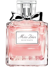 Miss Dior Eau de Toilette Spray, 3.4-oz.
