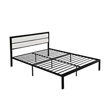 Monarda Queen Bed Frame, Quick Ship