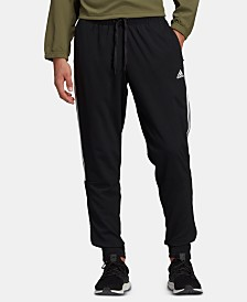 adidas Men's Tiro Slim Tapered Side Zip Woven Pants