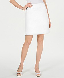 Petite Skort, Created for Macy's