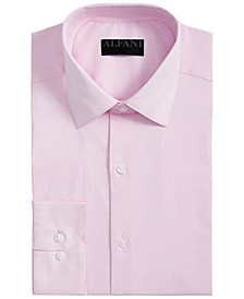 Alfani Men's Slim-Fit AlfaTech Dobby Shirt, Created for Macy's