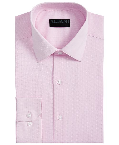 Alfani Alfani Men's Classic-Fit AlfaTech Dobby Shirt, Created for Macy's