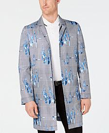 Alfani Men's 3/4-Length Overcoat, Created for Macy's