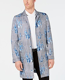 Alfani Men's 3/4-Length Overcoat, Created for Macy's