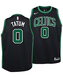 Boston Celtics Jayson Tatum Statement Swingman Jersey, Big Boys (8-20)