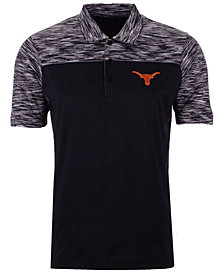 Authentic NCAA Apparel Men's Texas Longhorns Final Play Polo
