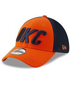 New Era Oklahoma City Thunder Earned Edition 39THIRTY Cap