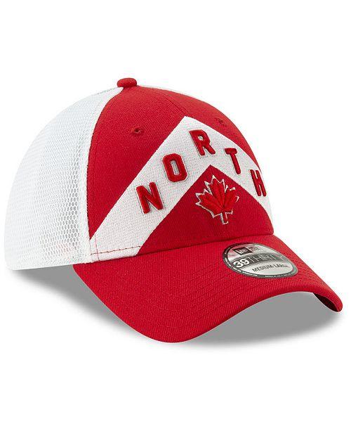 the latest 5a277 0ab1c New Era Toronto Raptors Earned Edition 39THIRTY Cap ...
