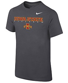 Authentic NCAA Apparel Iowa State Cyclones Facility T-Shirt, Big Boys (8-20)
