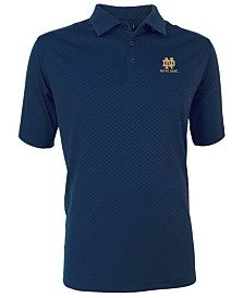 Antigua Men's Notre Dame Fighting Irish Inspire Polo