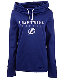Women's Tampa Bay Lightning Cowl Neck Hoodie