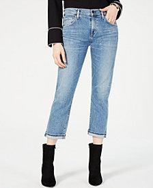 Citizens of Humanity Emerson Cuffed Slim Boyfriend Jeans