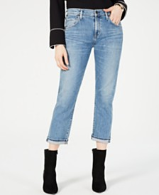 Citizens of Humanity Emerson Cuffed Slim Boyfriend Jeans