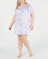 Plus Size Pajamas   Robes for Women - Macy s 8fe5323da