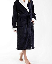 Keila Sherpa Fleece Robe
